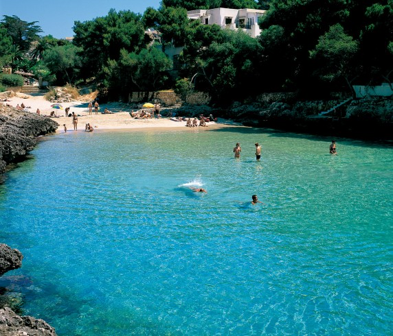 Dream beaches  Cala d'Or Mallorca