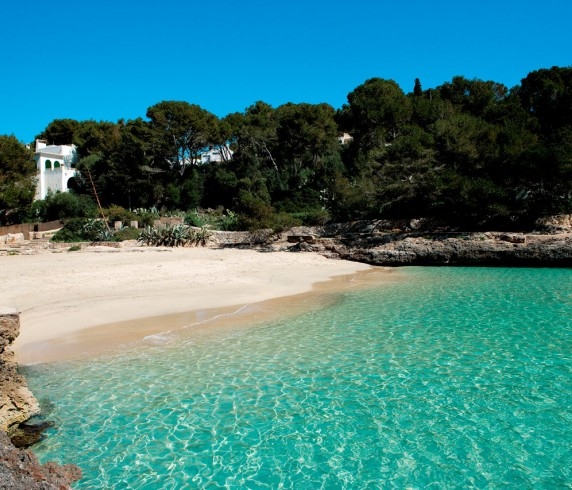 Beaches in Cala d'Or