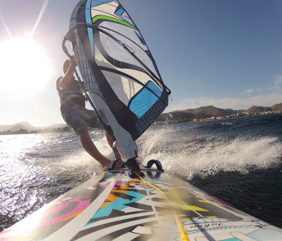windsurfing & sailing school mallorca
