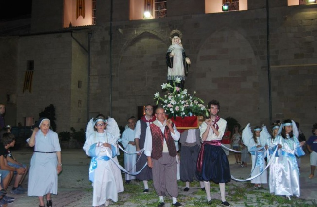 "Festivities of ""La Beata"", Santa Margalida"
