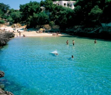 Dream beaches  Cala d�Or Mallorca