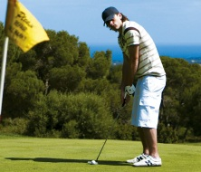 Fantastic golf course Mallorca