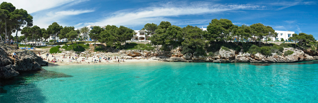Your home on the beach majorca inturotel esmeralda villas