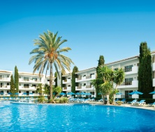 Cala azul garden aparthotel swimmings pools