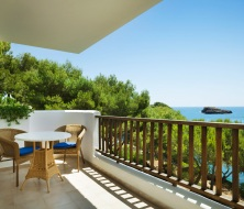 Cala azul park balcony apartment