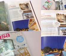 Casa Viva magazine recommends us in its latest edition as a destination for getaways