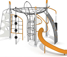 This summer our children will have even more fun at inturotel with the new playground… you can't miss it!