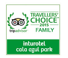 TRAVELLERS CHOICE cala azul park 2015