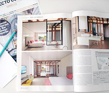 cala esmeralda revista de interiorismoproyecto contract