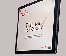 TUI Top Quality 2015